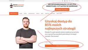 bartosz mankowski pop-up alternatywa lead generation