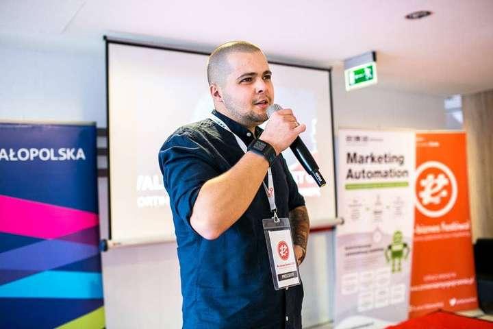 Robert Marczak e-biznes festiwal