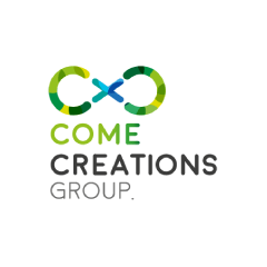 come creations group logo